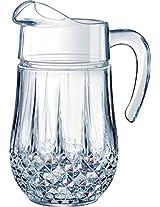 Cristal D'arques Long Champ Water Jug ,1500 ml