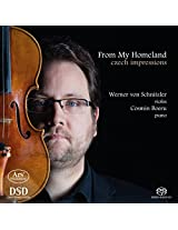 From My Homeland - Czech Impressions - Violin & Piano