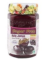 Sugarless Bliss Jam with Fibre, Kala Jamun, 300g