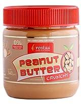 Rostaa Peanut Butter Crunchy, 340g