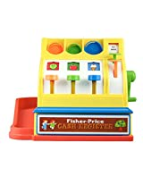Fisher Price Cash Register By Basic Fun