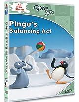 Pingu Balancing Act