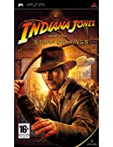 Indiana Jones and the Staff of Kings (UK Import) (PSP)