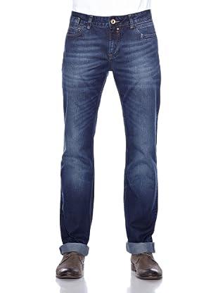 Cross Jeans Herren Jeans Brad (Blau)