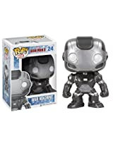 Funko POP Marvel Iron Man Movie 3: War Machine Action Figure by Funko [Toy]