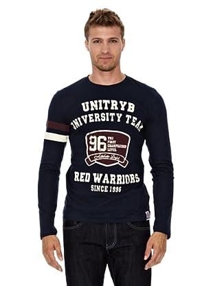 Unitryb Camiseta Manga Larga (Azul)