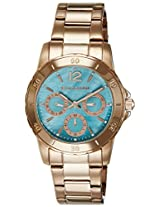 Giordano Analog Blue Dial Women's Watch - GX2636-88