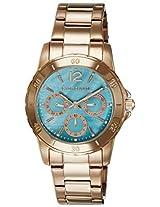 Giordano Analog Blue Dial Women's Watch - GX2636-88