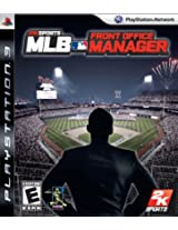 MLB Front Office Manager (PS3)