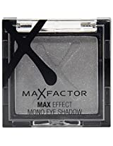 Max Colour Effect Mono Eye Shadow, No.11 Silver Dust