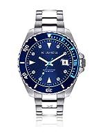 K&Bros  Reloj 9175 (Azul)