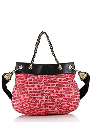 Love Moschino Handtasche JQD (Rot)