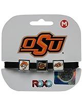 Roxo Oklahoma State 3 Charm Set