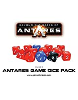 Beyond The Gates Of Antares, Antares Game Dice Pack