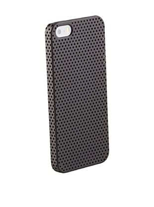 Beja Carcasa Negro para iPhone 5/5S HOLE