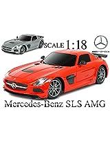 RC 1:18 Mercedes-Benz SLS AMG Black Series