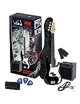 Gewa Music GmbH E-Bass Vgs Rcb-100 Bass Pack, Black
