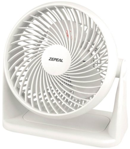 【Amazon.co.jp限定】 ZEPEAL ゼピール サーキュレーター ホワイト DKS-20W