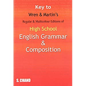 Key to High School English Grammar and Composition