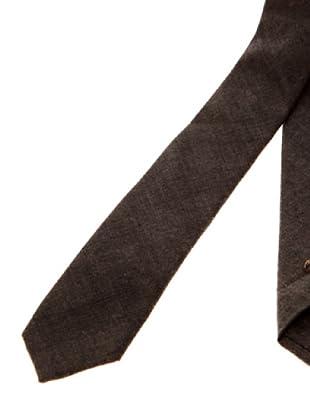 Springfield Corbata Oxford negro