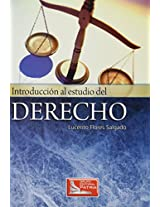 Introduccion al estudio del Derecho/ Introduction to the Study of Rights