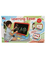 Comdaq Table Top Learning Easle, Multi Color