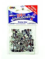 Hobby Line Gems Clear - Circles