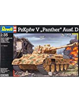 Revell of Germany Panther Ausf. D Plastic Model Kit