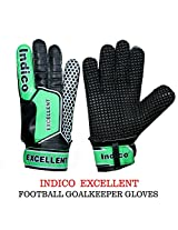 Indico Excellent Football Goalkeeper Gloves
