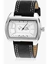 GL-006WH Black/White Analog Watch Figo