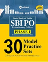30 Practice Sets for SBI PO Phase-1 (E)