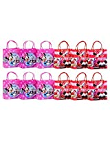 NEW Disney Minnie Mouse Party Favor Goodie Gift Bag - 8