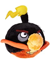 Angry Birds Fire Bomb Bird, Black (10-inch)
