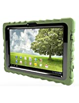 Gumdrop Cases Drop Tech Series Military Edition Case for Asus EEE Pad Transformer TF101 Army Green (DT-ASUS-GRN)