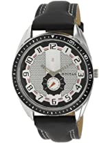 Titan Octane  Analog White Dial Men's Watch - NE1582KL01