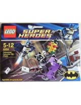 Game / Play Lego Super Heroes Catwoman Catcycle City Chase 6858, Includes 2 Minifigures: Batman & Catwoman Toy / Child / Kid