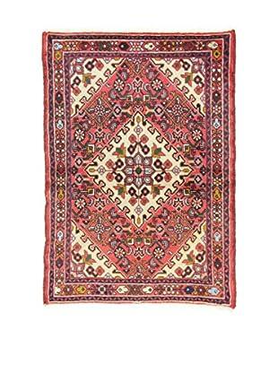 Eden Teppich   Mossul 98X140 mehrfarbig