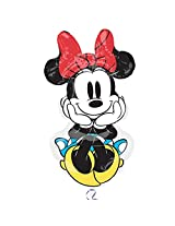 Minnie Rock The Dots Super Shape Mylar Balloon