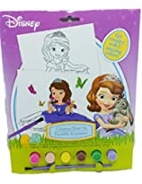 Disney Sofia The First Easter Coloring Paint Set For Kids