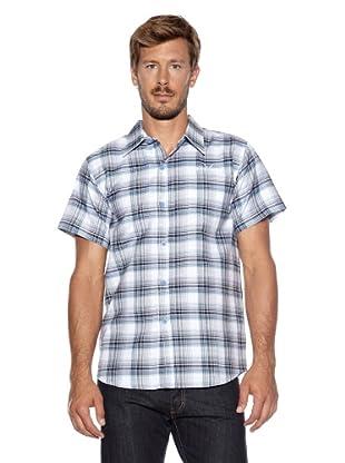 Black Canyon Camisa Trekking Hemd (Azul)