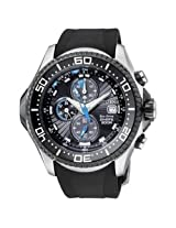 Citizen Eco-Drive Analog Black Dial Men's Watch BJ2110-01E