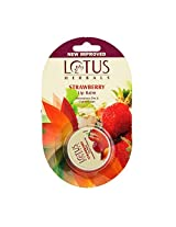 Lotus Herbals Lip Balm Strawberry, 5g
