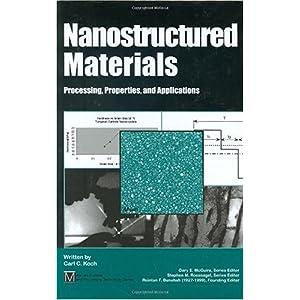 【クリックでお店のこの商品のページへ】Nanostructured Materials: Processing, Properties and Applications (Machine Intelligence and Pattern Recognition) [ハードカバー]