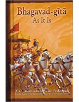 Bhagavad Gita As It Is (Bhagavad-Gita As It Is Hardcover - 2013)