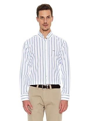 Tenkey Camisa Blount (Azul)