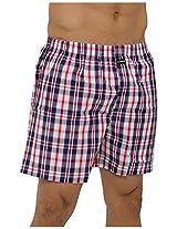 Supermod Men's Cotton Boxer (SM04-BS-Multi-Coloured-S, Multi-Coloured, Small)
