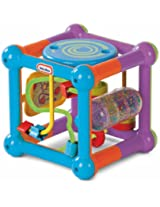 Little Tikes Play Cube, Multi Color
