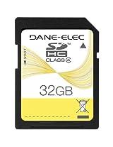 Dane-Elec DA-SD-32GB-CC 32 GB Secure Digital Cards