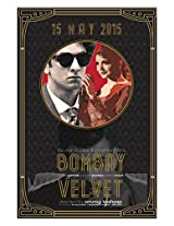 Bombay Velvet Movie Poster Art Print by Amogh Bhatnagar