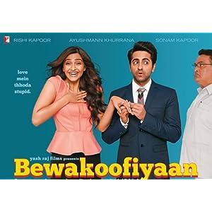 Bewakoofiyaan, ByAditi Singh Sharma(Artist),Mohit Chauhan(Artist), Shreya Ghoshal(Artist)